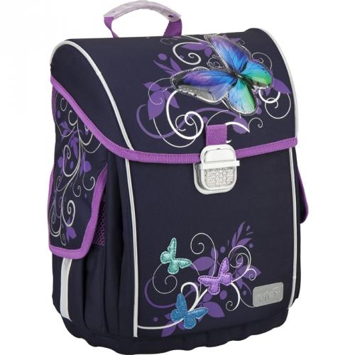 3eba3b294f2b Рюкзак школьный каркасный 503 Butterfly Dream. KITE