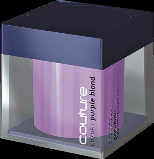 HC/B/M3Коралловая маска для волос LUXURY PURPLE BLOND ESTEL HAUTE COUTURE (200 мл)