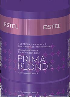 PB.7Серебристая маска для холодных оттенков блонд ESTEL PRIMA BLONDE (300 мл)