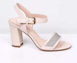 Туфли летние открытые женские