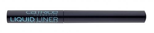 CATRICE/Подводка д/глаз жидкая Liquid WP т010/47440/чер.вод