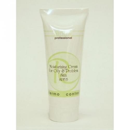 Увлажняющий крем для жирной и проблемной кожи SPF-15 . , 1106070, 70 мл., Renew