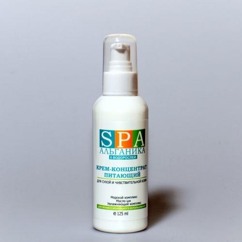 Крем-концентрат питающий для сухой и чувствительной кожи (125 мл)