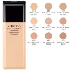 shiseido тональный крем лифтинг 15мл b40