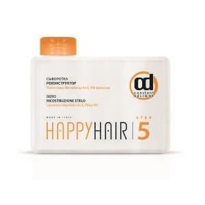 CD Счастье для волос Сыворотка реконструктор 250 мл Шаг 5