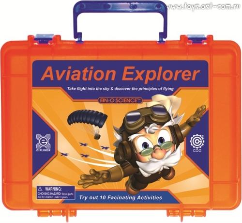 Профессор Эйн: Любитель авиации
