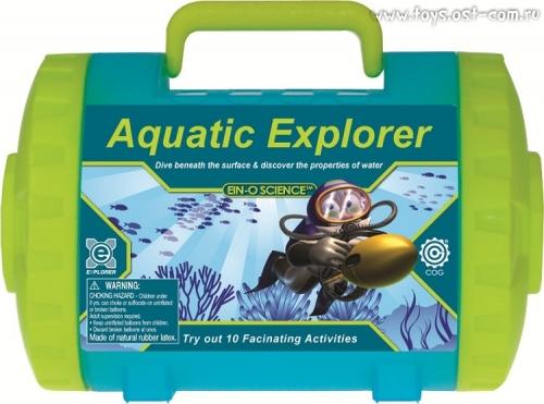 Профессор Эйн: Изучение морских глубин
