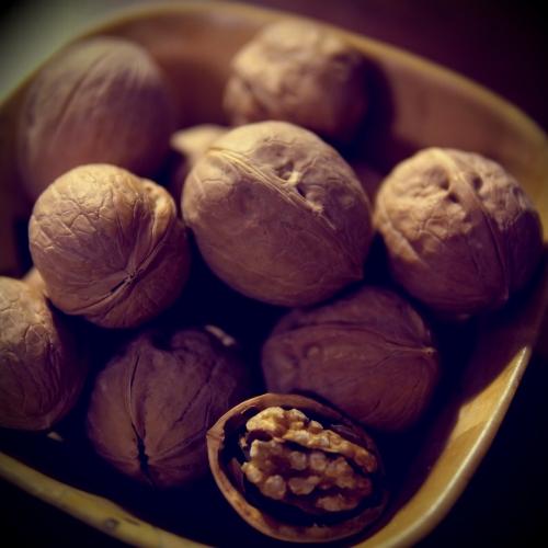 Грецкие орехи в тонкой скорлупе