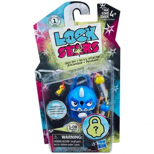 Набор Hasbro Lockstar «Замочки с секретом»