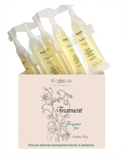 Kapous TR Лосьон против выпадения волос