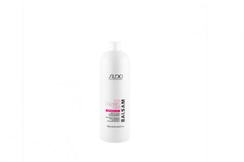 Kapous ST Бальзам для окрашенных волос с рисовыми протеинами 1000мл