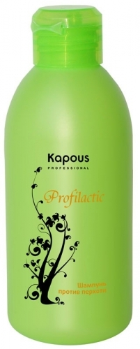 Kapous PF Шампунь против перхоти серии «Profilactic»  250мл