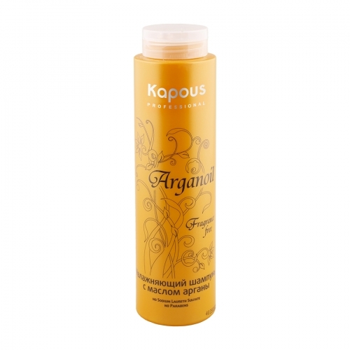 Kapous AR Шампунь с маслом арганы 300мл