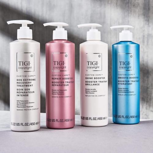 Концентрированный крем-бустер для волос, усиливающий блеск TIGI COPYRIGHT CUSTOM CARE™ SHINE BOOSTER