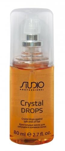 Кристальные капли для секущихся кончиков волос Studio Professional 80 мл