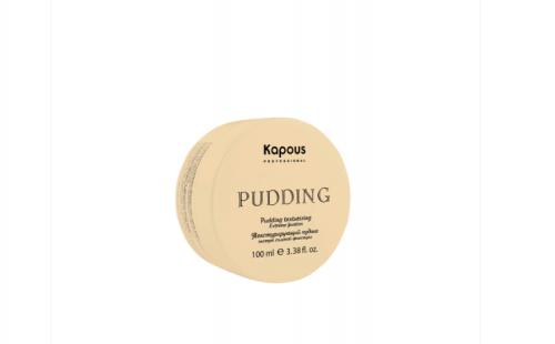 Kapous STY Пудинг для укладки волос экстрасильной фиксации 100мл