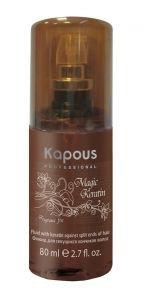 Kapous KR Флюид для секущихся кончиков волос с кератином 80мл