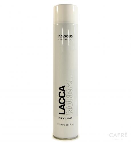 Kapous STY Лак для волос нормальной фиксации 750мл