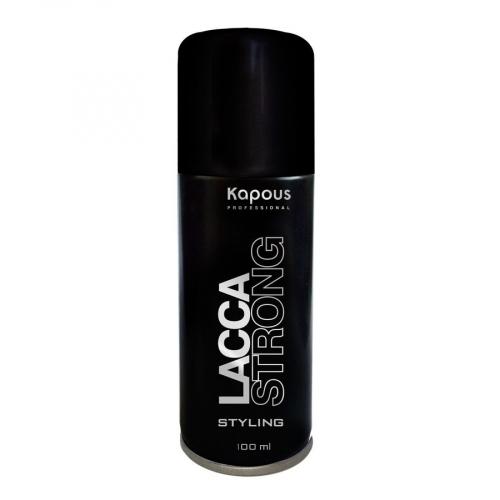 Kapous STY Лак для волос 100мл