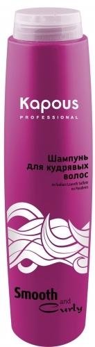 Шампунь для кудрявых волос серии «Smooth and Curly» 300мл