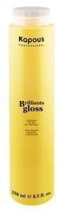 Блеск-шампунь для волос 250мл