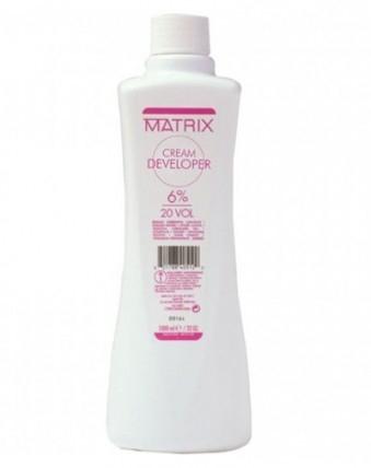 Крем-Оксидант MATRIX 20 vol - 6% 1000МЛ