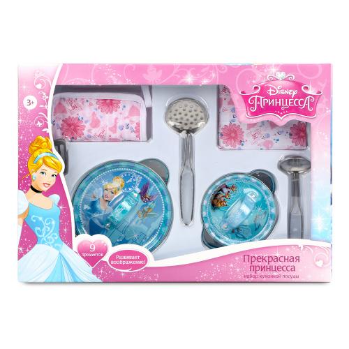 Disney Набор кухонной посуды Принцесса
