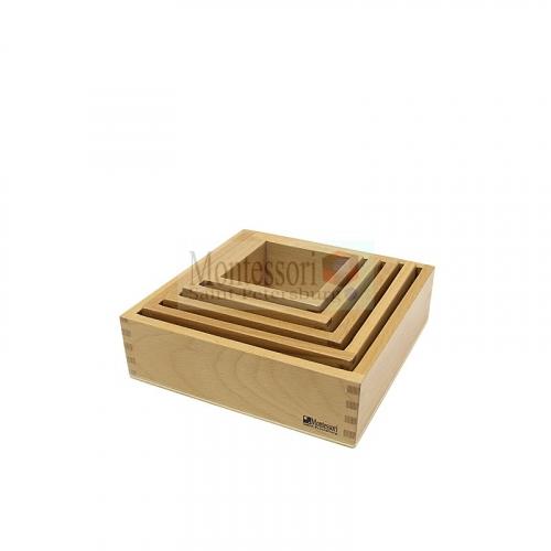 Вкладывающиеся коробочки