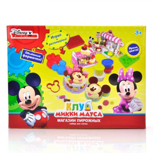 Disney Набор для лепки Клуб Микки Мауса