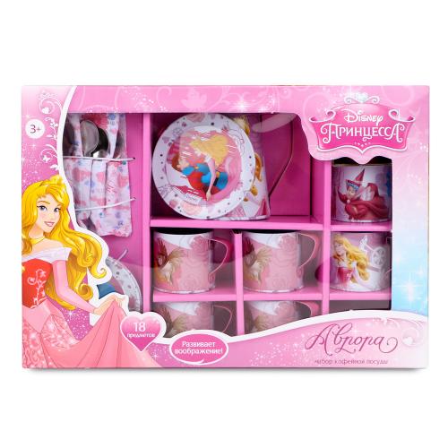Disney Набор кофейной посуды Принцесса
