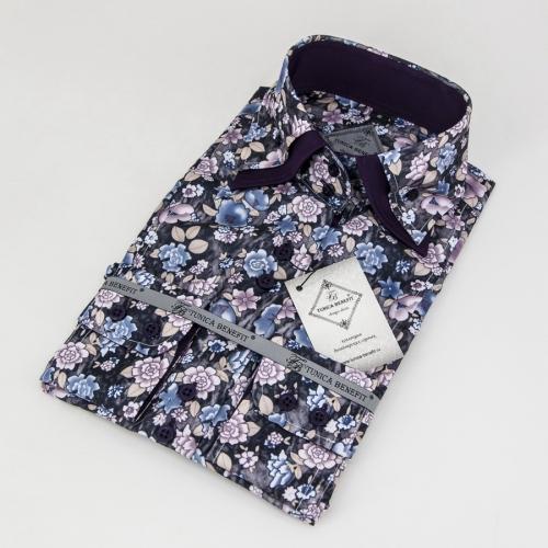 Женская блузка 515-10-w22s-pfpur
