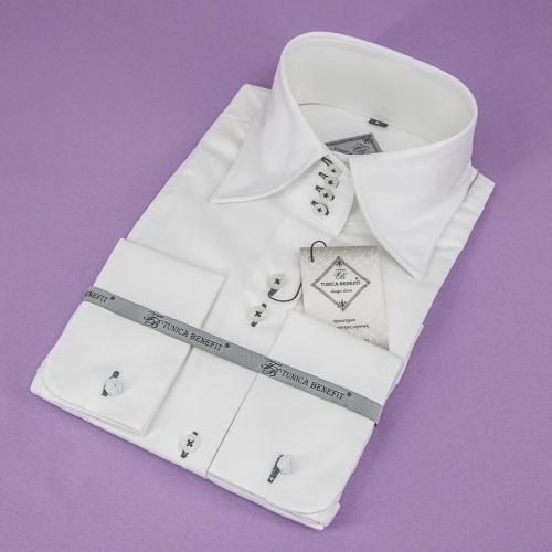 Женская блузка 300-2-wz14n-swhtb