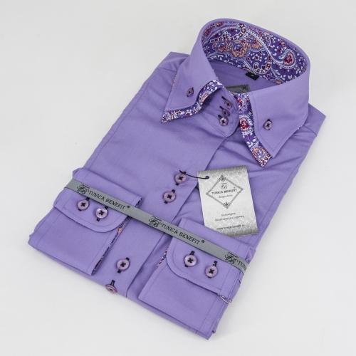 Женская блузка 304-75-w23f-ppur2