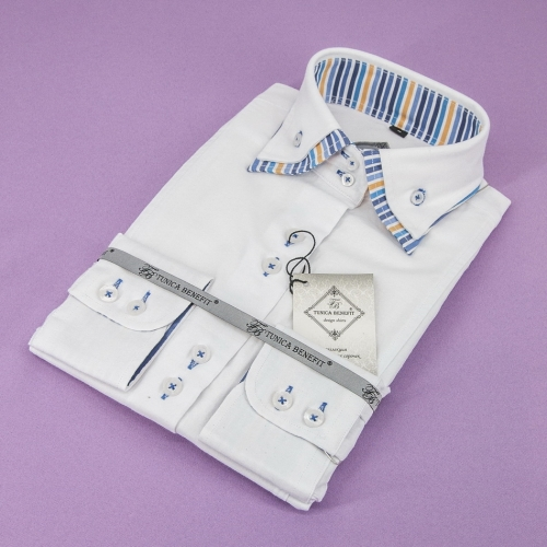 Женская блузка 317-11-w22st-owht