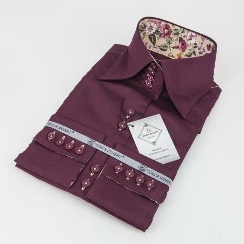 Женская блузка 316-17-w14f-sbrd