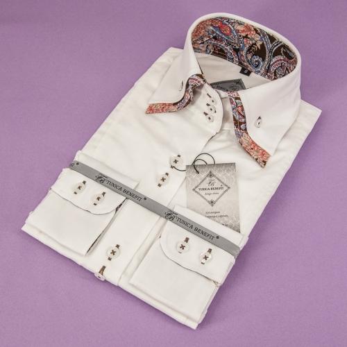 Женская блузка 304-62-w23f-sivy