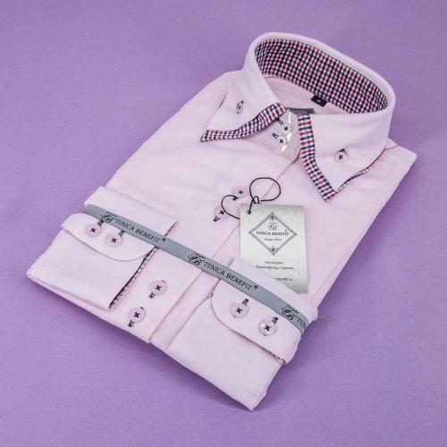 Женская блузка 317-17-w22pl-opnk