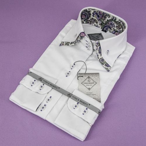 Женская блузка 304-60-w23f-swht