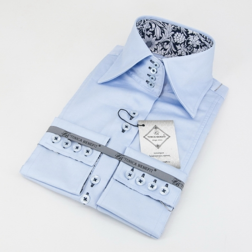 Женская блузка 316-16-w14f-slbu