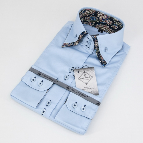 Женская блузка 304-74-w23f-slbu
