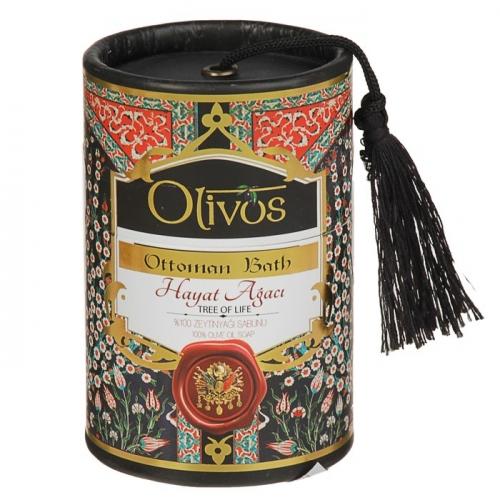 Мыло для лица, тела и волос Olivos Ottoman Bath Tree Of Life, 2х100 г