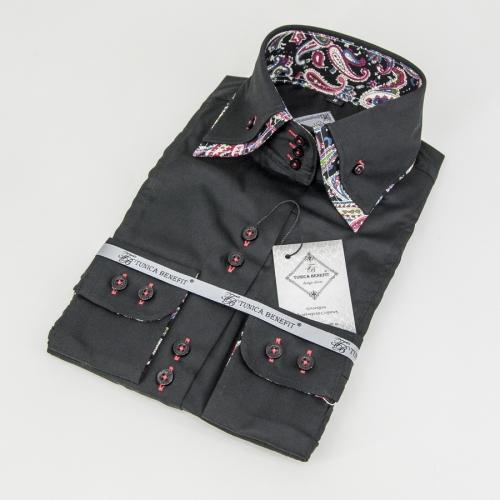 Женская блузка 304-77-w23f-sblk