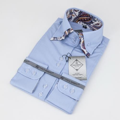 Женская блузка 304-66-w23f-plbu