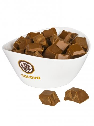 Белый шоколад, карамельный 100 г
