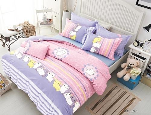 КПБ 1,5 спальный, подростковая коллекция. ФС7003.