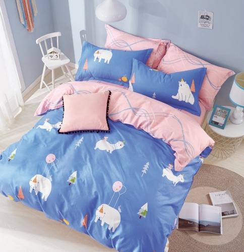 КПБ 1,5 спальный, подростковая коллекция. ФС7088.
