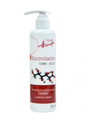 Тоник-бустер GLUCONOLACTONE (pH — 2,62), 250 мл