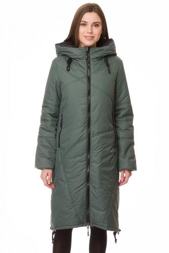 Пальто утепленное #89434