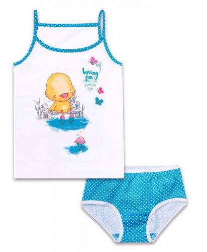 [495334]Комплект белья для девочки ДНМТ453001н