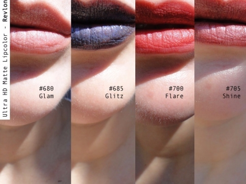 Revlon Помада Для Губ Ultra Hd Matte Lipcolor Ж Товар Flare 700